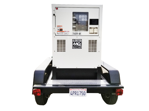 350A Generator Rental